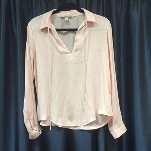 Forever 21 Light Pink Blouse